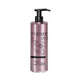Бутиков крем за коса Ella от MI AMANTE Professional. Активните му съставки, сред които ленено семе и пантенол, подобряват структурата на косъма и осигуряват блясък и плътност. С перфектен анти-фриз ефект и екзотичен аромат на лято, който ще пренесе слънчевите емоции в есента! ELLE съвет: може да използвате крема като маска – нанесете по-голямо количество и оставете 3 минути, след което отмийте и нанесете обичайното количество според типа на косата.