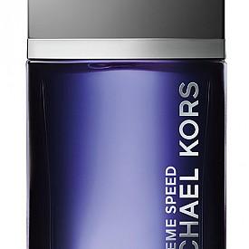 Зареден с адреналин и истинска мъжественост, MICHAEL KORS Extreme Speed смесва кориандър, дървесни нотки и пачули. Любимият ви трябва да ухае така! 120 мл, 170 лв.