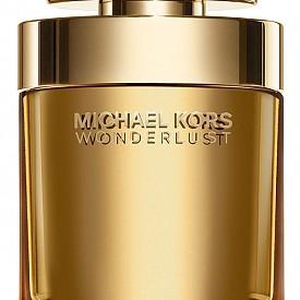 MICHAEL KORS Wonderlust Sublime е ориенталски аромат, който напомня за онези часове от деня, когато слънцето излъчва златиста светлина. Нотки карамфилов цвят, тиара от Таити ни пренасят на някое по-хубаво място, където лятото никога не свършва. 100 мл, 172 лв.