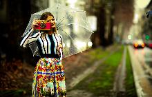 Street style: Свобода и микс на различни текстури и принтове
