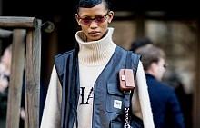 25 визии с бяла блуза и черни панталони
