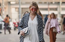 37 визии от с дълги палта от Милано