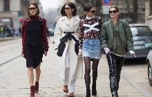 Първите три дни street style в Милано