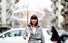 Street style с бели кецове за пролетта