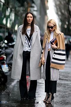 Street style от Милано / зима 2016 - част 2