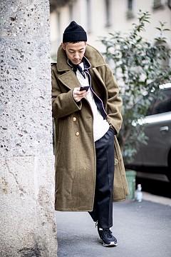 Седмица на мъжката мода в Милано - ден 1