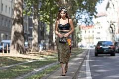 20 street style предложения как да носите пола през пролетта на 2017