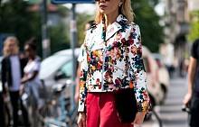 22 снимки на стил с цветно яке