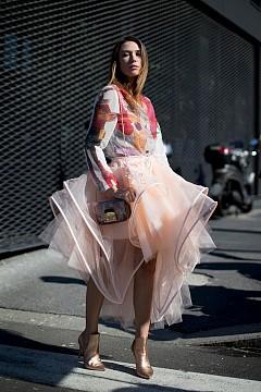 40 street style предложения на комбинации с дълга пола