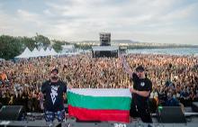 MTV Presents Varna Beach 2018 взриви морската столица на България