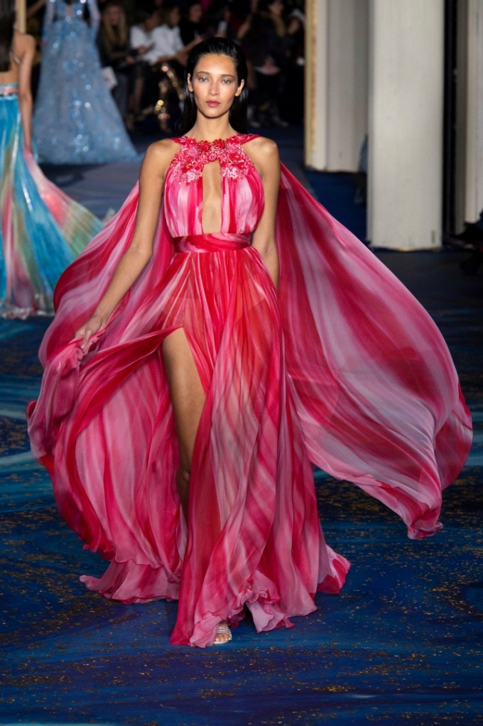 Женствени рокли в Zuhair Murad Haute Couture пролет-лято 2019 г.