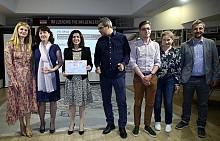Награждаване на екипа на Банка ДСК