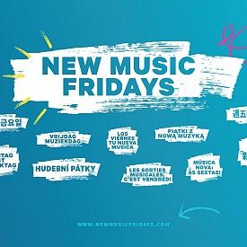 Петък е: настройте се за нова музика!