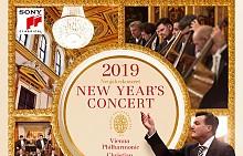 Чуйте традиционния Новогодишен концерт на Виенската филхармония под диригентството на Кристиан Телеман, който излиза на двоен компактдиск и DVD.