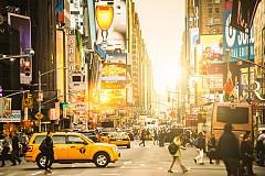 НЮ ЙОРК / Прекрасен е винаги, но този град като че ли се преобразява през септември. Нов моден сезон, лека прохлада и все още усещане за лято.