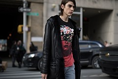 Уличната мода на Ню Йорк