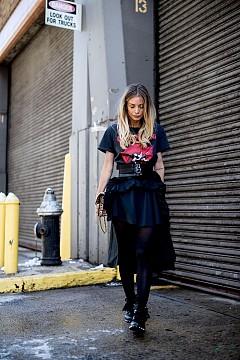 Street style от улиците на Ню Йорк, ден 1 и 2