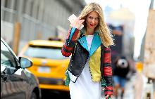 22 начина да носите кожено яке за есента и зимата
