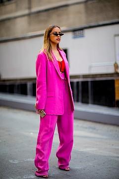 Street style от улиците на Ню Йорк