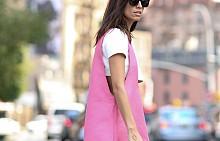 Street style комбинации на пола с маратонки