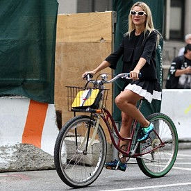 Карайте колело, за да сте щастливи!