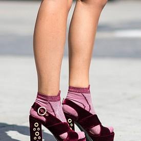 Комбинация сандали с чорапи Bottega Veneta SS17