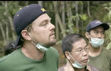 """Леонардо ди Каприо представя документалния филм """"Преди потопа"""""""