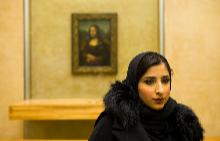 Селфита пред Мона Лиза се превръщат в главни герои на фотоизложба