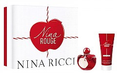 Nina Rouge на NINA RICCI: EDT и лосион за тяло, 127 лв.