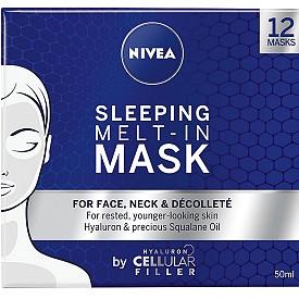 Нощна маска Hyaluron Cellular Filler на NIVEA