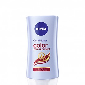 Балсам с течен кератин за боядисана коса Nivea Hair Color Care&Protect.