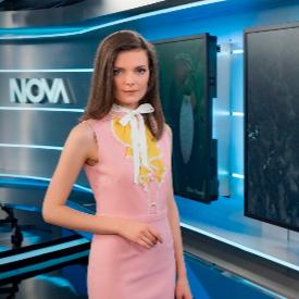 Нора Шопова се присъединява към екипа на Прогнозата за времето на NOVA