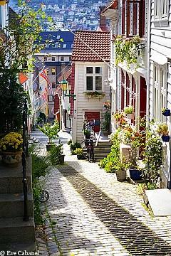 Берген - красивата перла на Норвегия