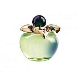 Nina на NINA RICCI е с нотки ванилия, роза, мускус и фрезия. Той е част от култовата колекция Les Belles de Nina и продължава традицията на емблематичния флакон във формата на ябълка.