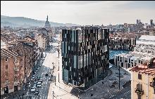 Новата централа на Lavazza