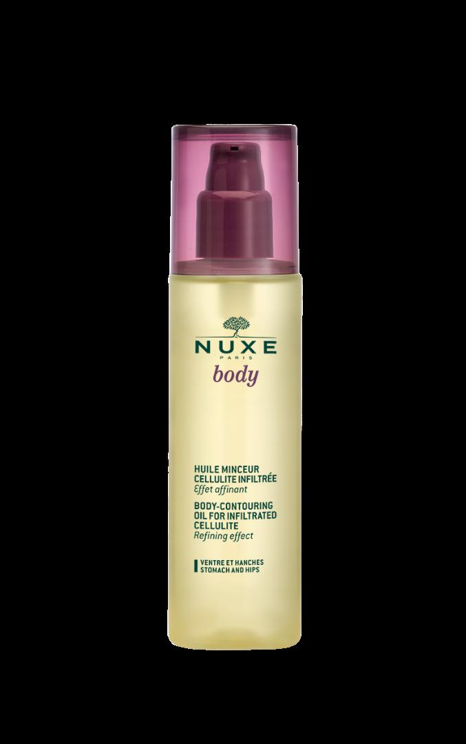 Олио за тяло против упорит целулит на NUXE