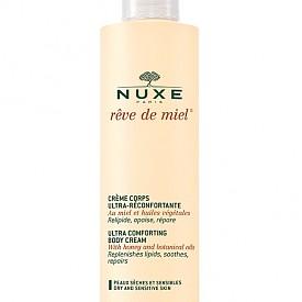 Подхранващ крем за тяло Reve de Miel на NUXE за суха и чувствителна кожа, 26 лв