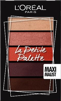 Палитра сенки за очи La Petite Palette на L'Oreal Paris