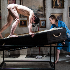 One Dance Week ще покаже един от най-обсъжданите европейски спектакли на годината