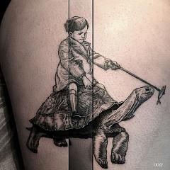 Татуировките на OOZY