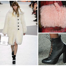Louis Vuitton FW15; House of Holland FW15; Jonathan Sounders FW15