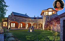Домът на Опра Уинфри в Колорадо