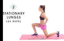 7-минутна тренировка за цялото тяло: част 1