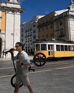 Велосипедът Strida вече в България