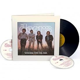 Waiting For The Sun 50th Anniversary Deluxe Edition на The Doors е луксозно издание на първия номер едно албум на групата, включващо ново ремастерирано аудио, 14 неиздавани досега записи и изпълнения на живо.