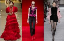 22 модела с характер на висша мода