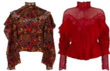 19 ризи и топове връщащи ни във времето на кралица Виктория