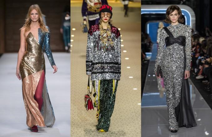 Elisabetta Franchi, Dolce & Gabbana, Moschino