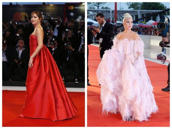 Триумфът на розовото и червеното на Кинофестивала във Венеция