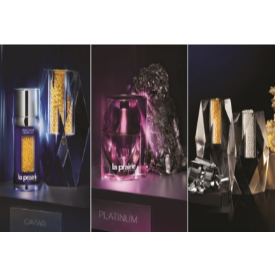 Колекциите Skin Caviar, Platinum Rare, Radiance и White Caviar